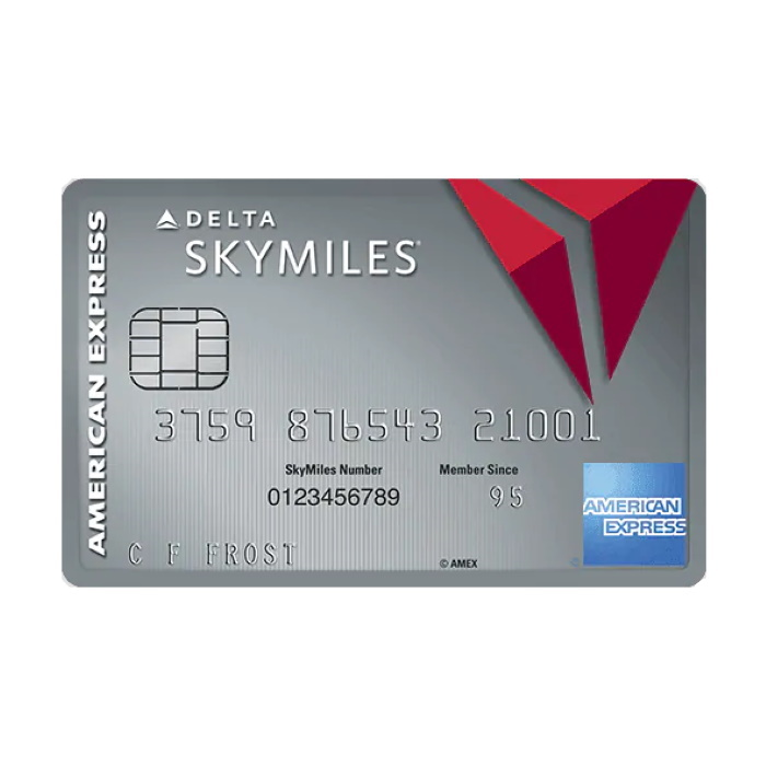 Platinum Delta SkyMiles Credit Card | VSESV