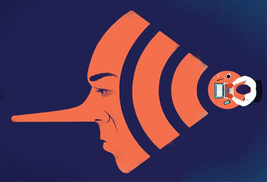 Как разоблачать ложь в интернете