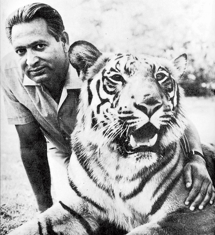 On International Tiger Day, the story of India's tiger man
