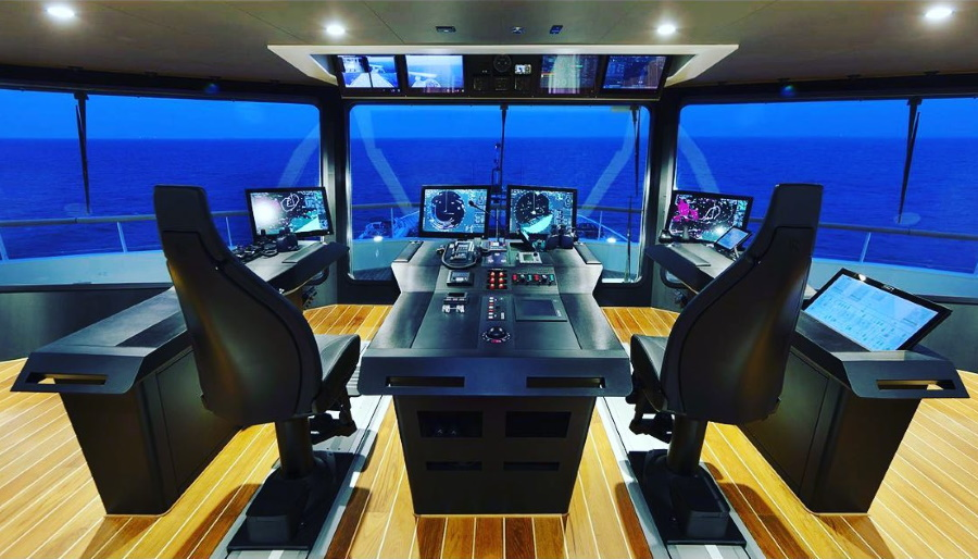 Böning Integrated Alarm, Monitoring and Control Systems for commercial boats